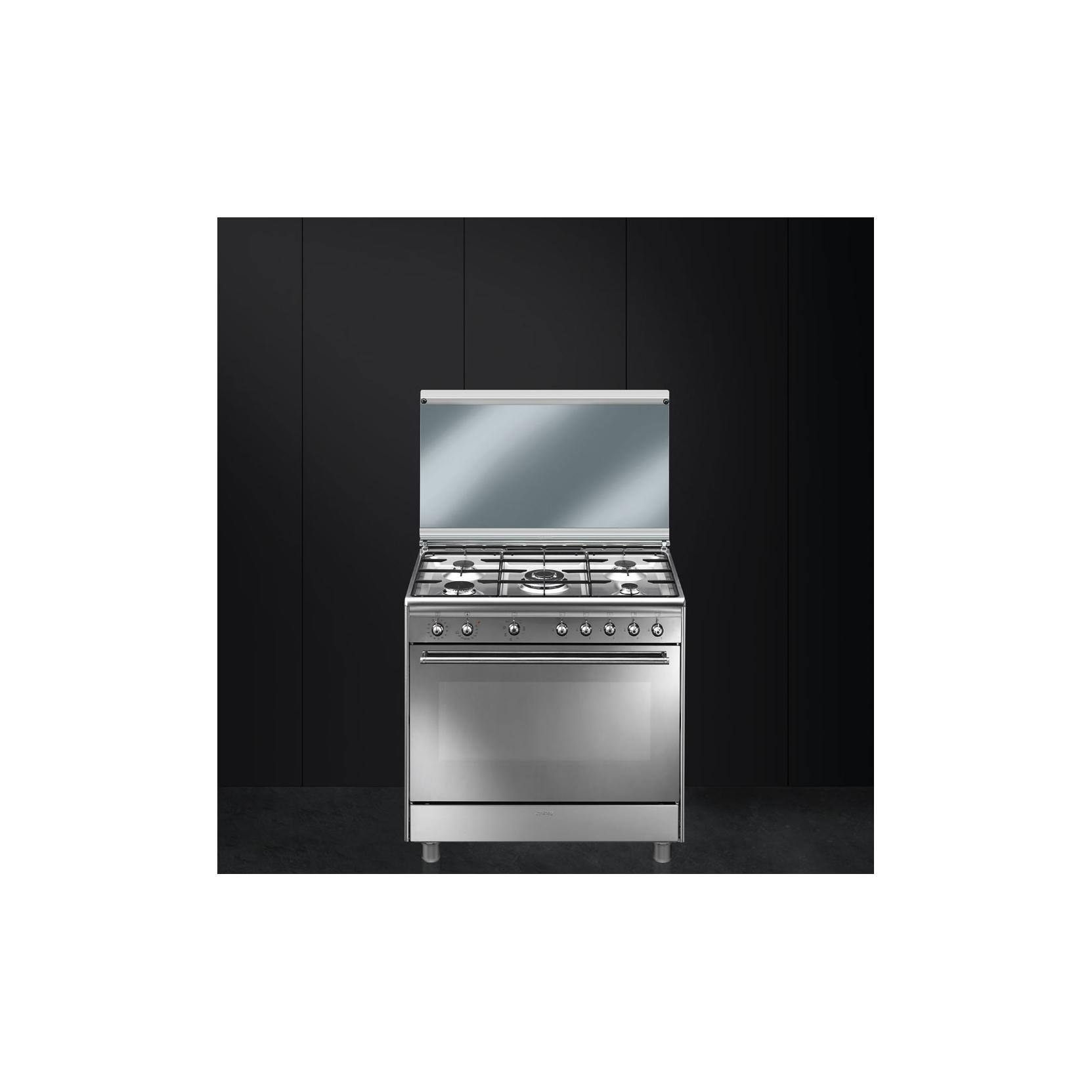 Smeg Cucine A Gas Con Forno Elettrico. Cucine Smeg Cucina Elettrica ...
