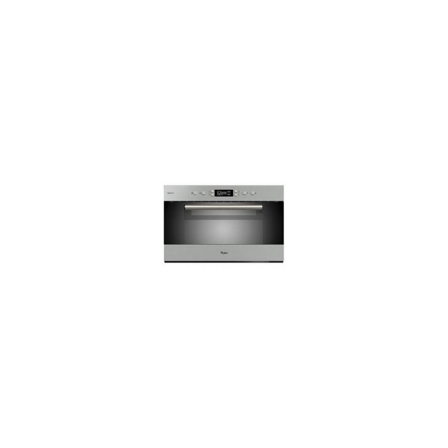 Forno microonde incasso whirlpool amw733ixl 31 lt inox - Forno e microonde insieme whirlpool ...