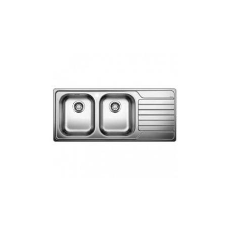 BLANCO DINAS 8S LAVELLO INCASSO INOX 116*50 GOCC DX 1328107 - PROMO