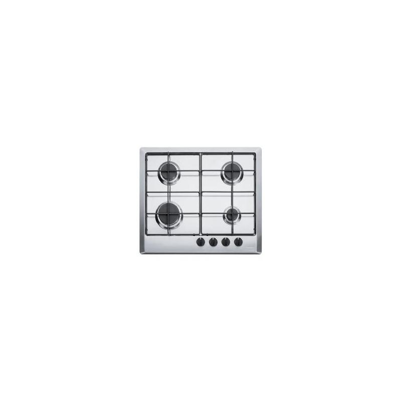 PIANO COTTURA FRANKE FHLM6044GXSE 4 FUOCHI 60 CM INOX - IMMEDIATAMENTE DISPONIBILE