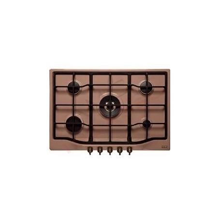 FRANKE FHTL7554GTCCOC PIANO COTTURA 5 FUOCHI TRIPLA COR  70 CM RAME- IMMEDIATAMENTE DISPONIBILE