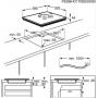ELECTROLUX LIT60443C PIANO COTTURA A INDUZIONE 60CM 4 ZONE COTTURA COLORE NERO - GARANZIA ITALIA - PROMO
