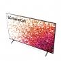 LG 43NANO756PA TV LED 43'' SMART TV 4K UHD TENOLOGIA NANOCELL DVB T2/S2 WEBOS WIFI+ETHERNET- PROMO
