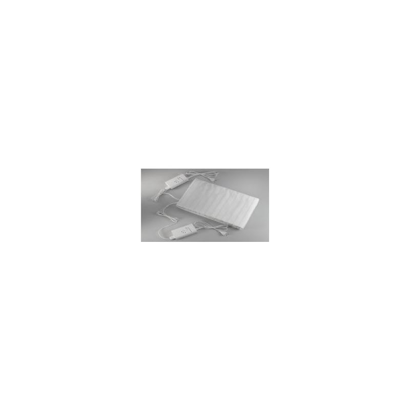 SCALDASONNO OLIMPIA SPLENDID DOLCENOTTE DOUBLE 188 x 165 CM - GARANZIA ITALIA -