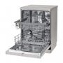 LG DF222FPS LAVASTOVIGLIE LIBERA INSTALLAZIONE 14 COPERTI QUADWASH WI-FI COLORE INOX CLASSE E - PROMO