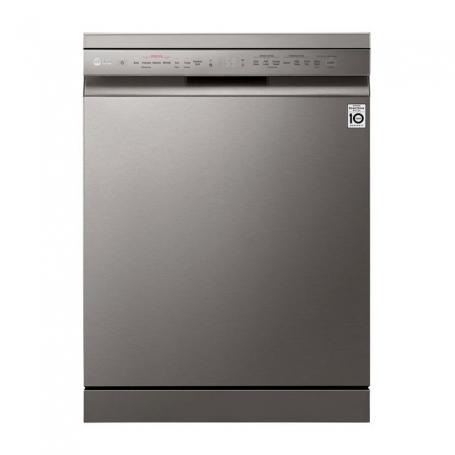 LG DF325FPS LAVASTOVIGLIE LIBERA INSTALLAZIONE 14 COPERTI VAPORE TRUESTEAM - QUADWASH CLASSE E INOX - PROMO