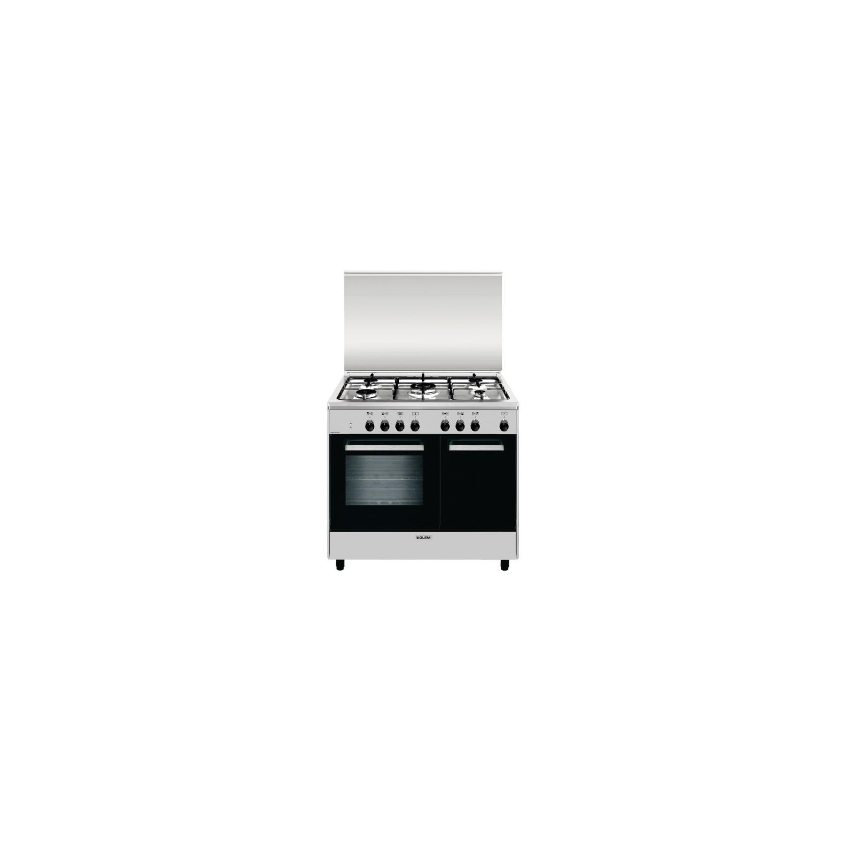 Cucina glem ar965mi6 90x60 libera installazione piano - Cucine a gas libera installazione ...