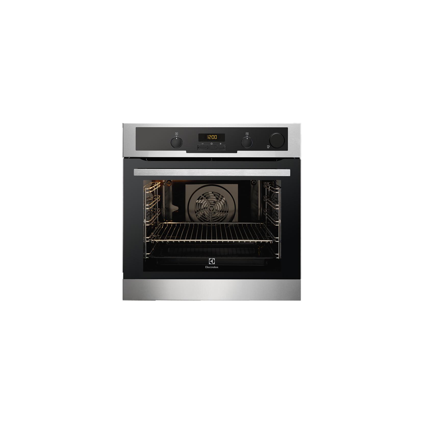 Rex electrolux eob6410box forno da incasso a vapore colore inox garanzia italia promozione - Rex forno da incasso ...