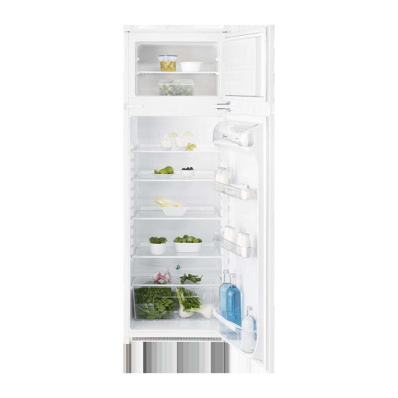 Rex electrolux frigorifero incasso doppia porta rjn2700aow h cm 158 a garanzia italia - Frigoriferi doppia porta classe a ...