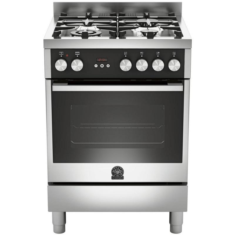 La germania cucina tu64c61bxt 4 fuochi a gas forno - Cucine a gas la germania ...