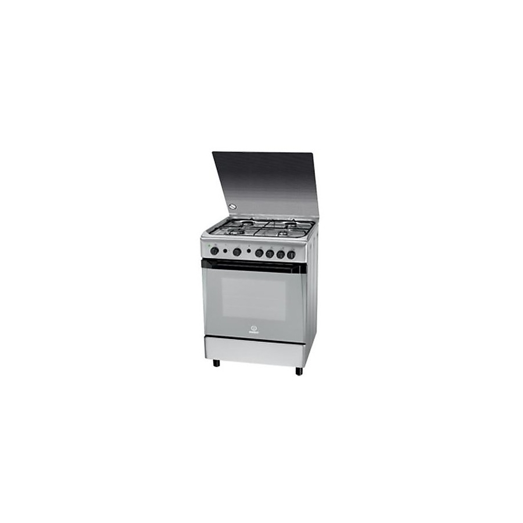 Hotpoint cucina a gas kn6g21s x i s colore inox 60x60cm garanzia italia elettrovillage - Cucine a gas samsung ...