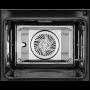 AEG BSK892230M FORNO DA INCASSO MULTIFUNZIONE CM 60 A++ NERO SteamPro CON COTTURA A VAPORE GARANZIA ITALIA