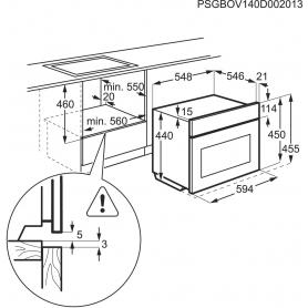 AEG KME761000B FORNO MICROONDE COMBIQUICK COMBINATO DA 60CM - VANO MAXIKLASSE® (XXL) GARANZIA ITALIA