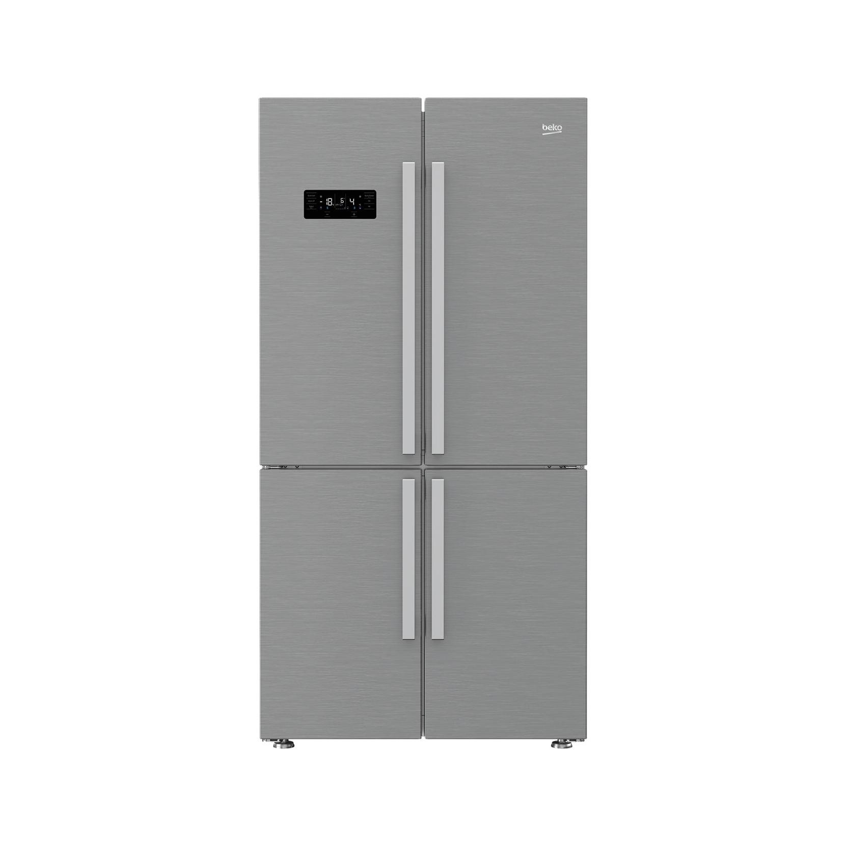 Beko gn1416221zx frigorifero 4 porte no frost 626 litri for Frigorifero beko no frost