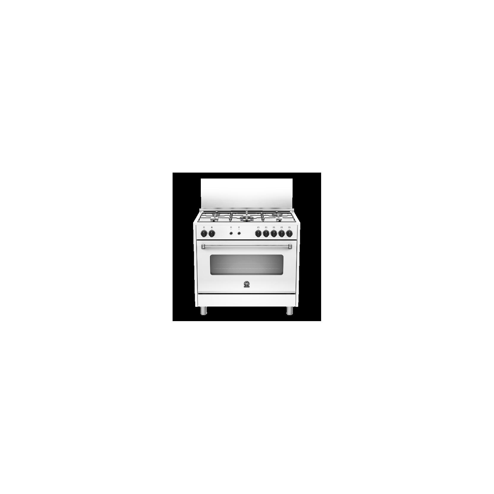 Cucine A Gas Con Forno Elettrico. Stunning Cucina Fuochi A Gas Con ...