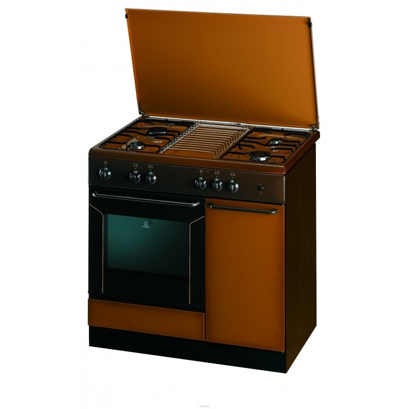 CUCINA INDESIT K9G21S(B)/I S C/PB 90X60 COPPERTONE - GARANZIA ITALIA- IMMEDIATAMENTE DISPONIBILE