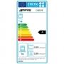 CUCINA SMEG CX6SV9 INOX 60*60 4 F FORNO ELETTRICO 6 FUNZIONI - PROMOZIONE