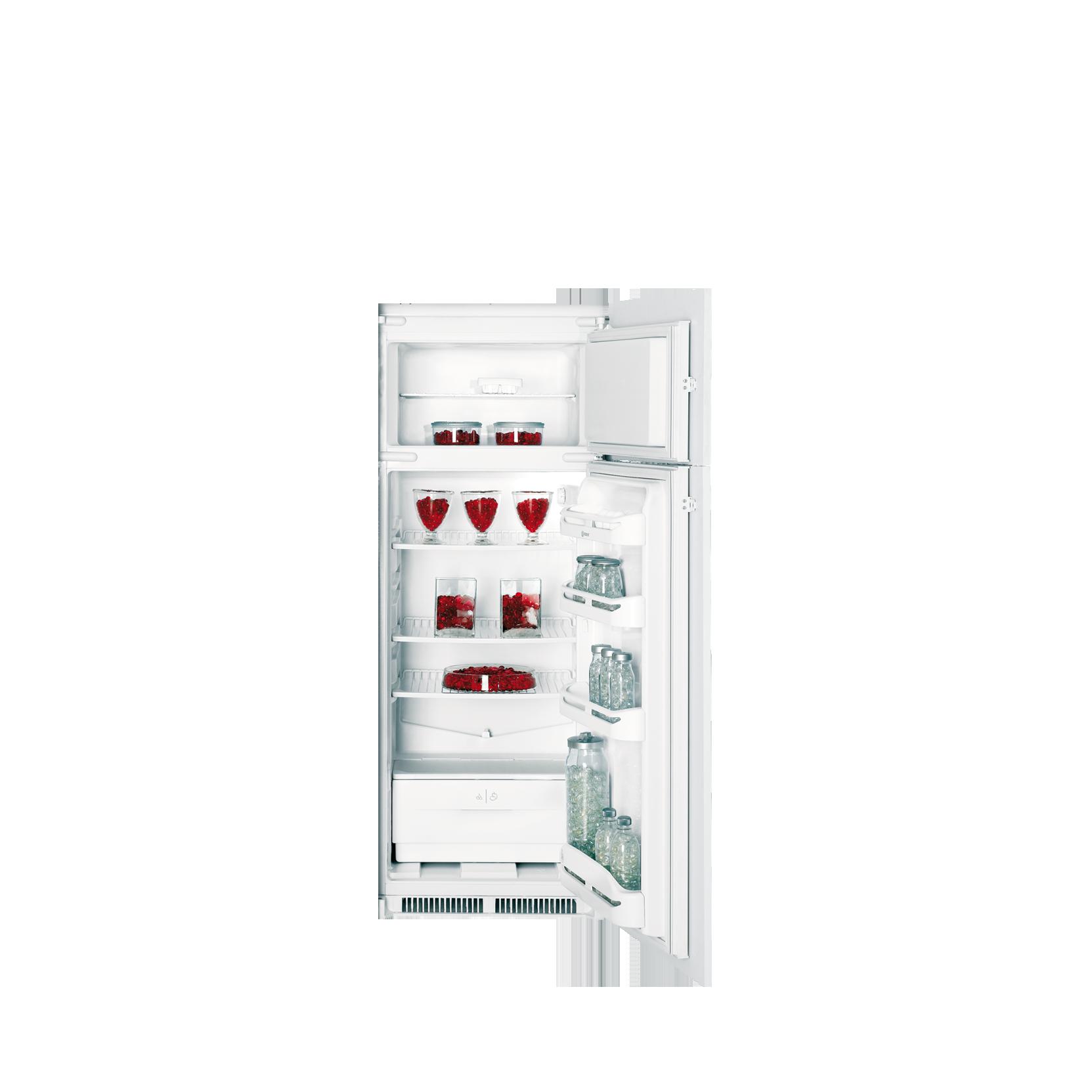 Frigorifero da incasso indesit ind2412 classe a doppia - Cambiare apertura porta frigorifero ariston ...