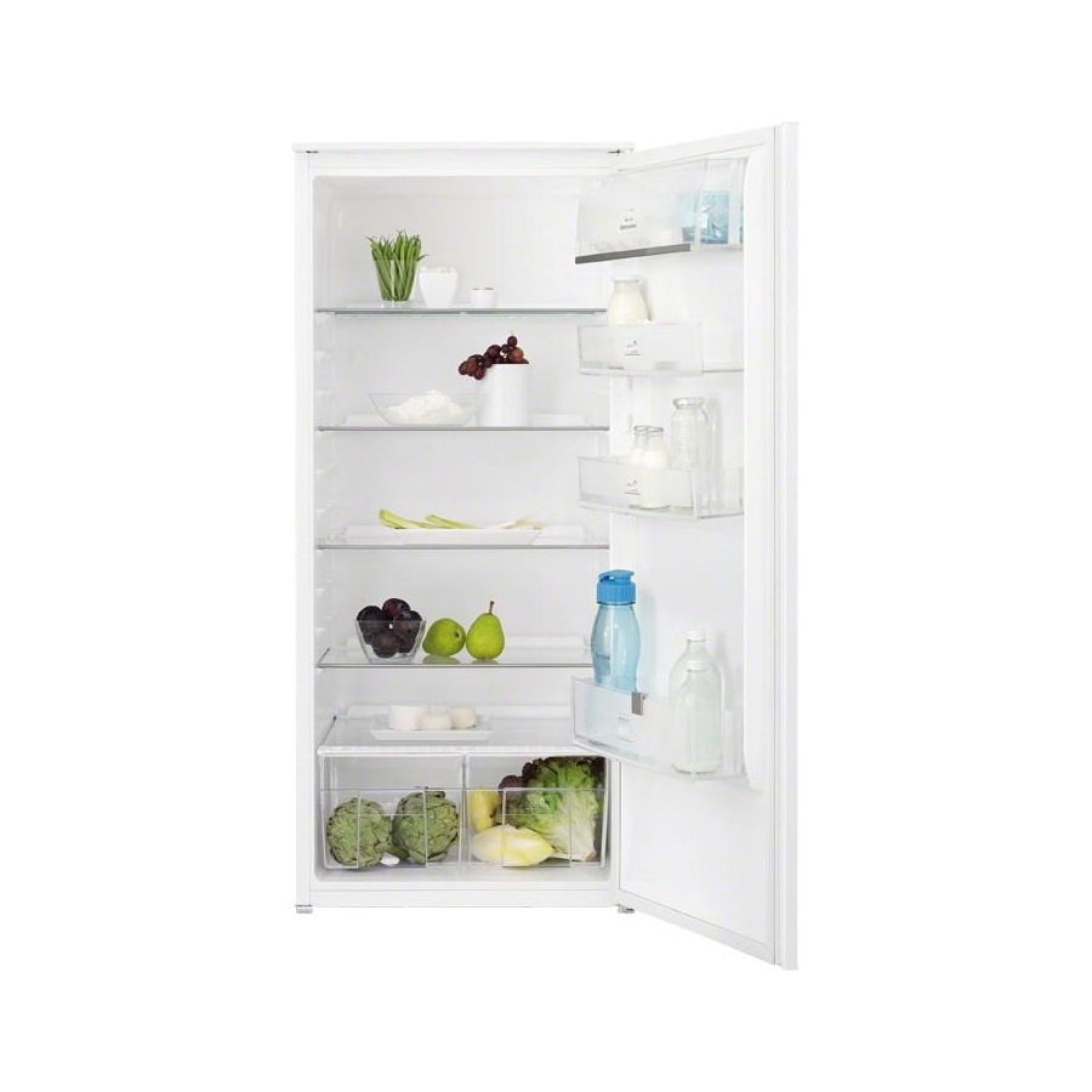 frigorifero da incasso rex electrolux ern2301aow monoporta 230 lt classe a elettrovillage. Black Bedroom Furniture Sets. Home Design Ideas