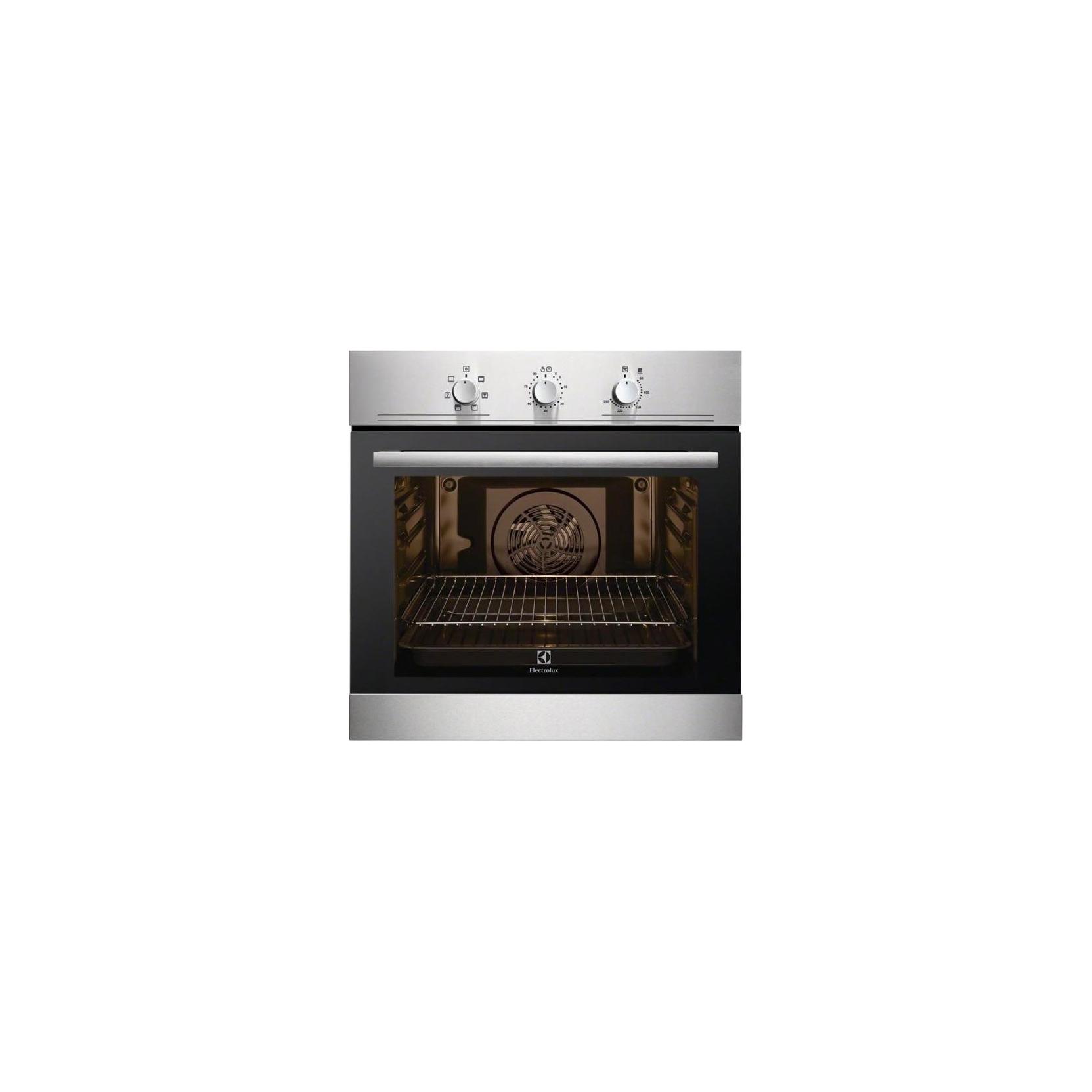 Electrolux eob2200dox forno elettrico da incasso ventilato - Forno a gas ventilato da incasso ...