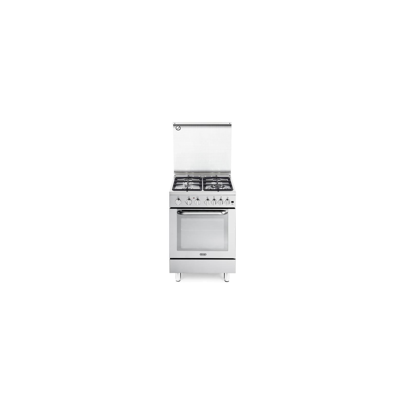 Cucina de longhi dgvx664new 60x60 4 fuochi forno gas ventilato inox immediatamente - Cucine a gas samsung ...