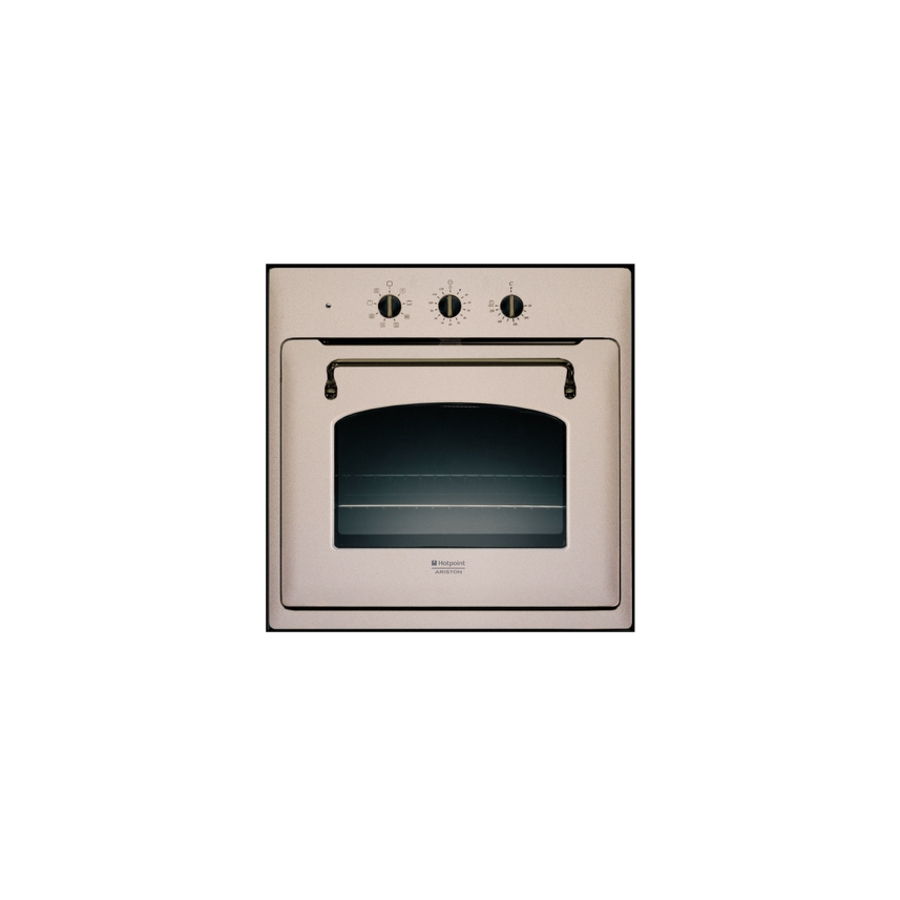 ARISTON HOTPOINT FT 820.1 (AV) /HA S - FT820.1AV/HAS FORNO DA ...