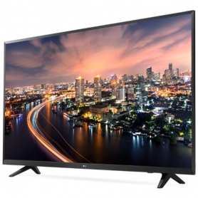 LG TV LED 43UJ620V SMART TV 43'' ULTRA HD 4K COLORE NERO