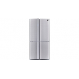 SHARP FRIGO SIDE BY SIDE SJ-FP810VST 4 PORTE NO FROST CLASSE A+ ...