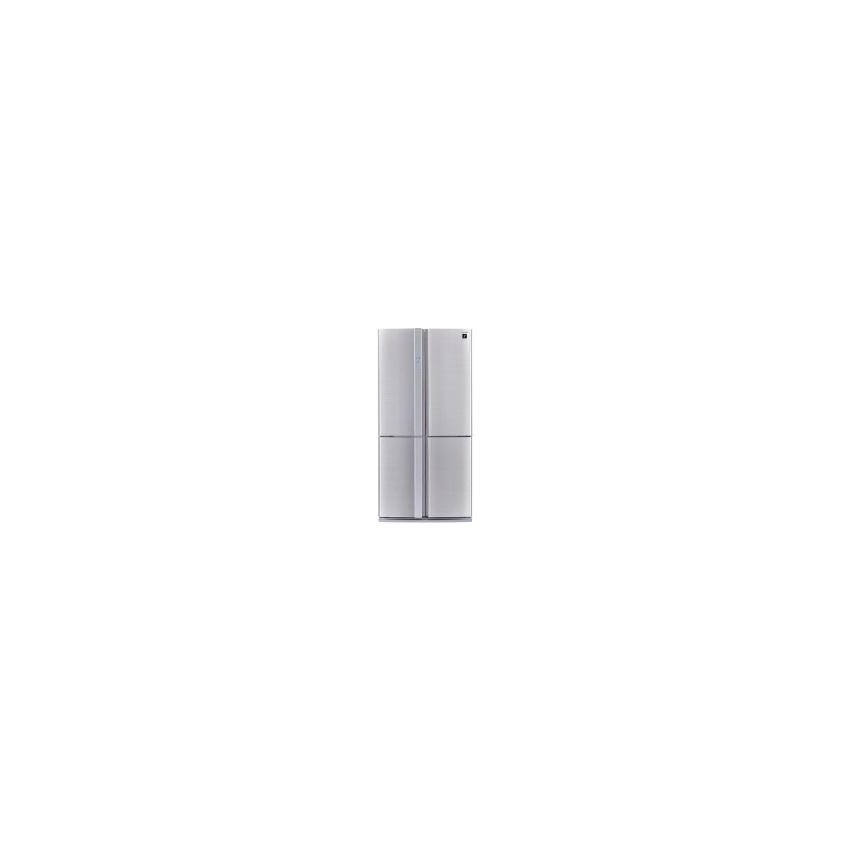 Sharp frigo side by side sj fp810vst 4 porte no frost for Sharp frigoriferi 4 porte