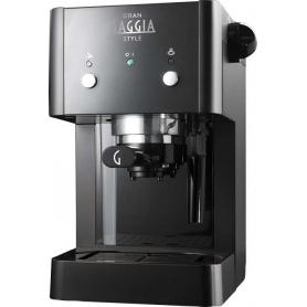 MACCHINA DA CAFFE' GRANGAGGIA RI8423/11 STYLE BLACK GARANZIA ITALIA