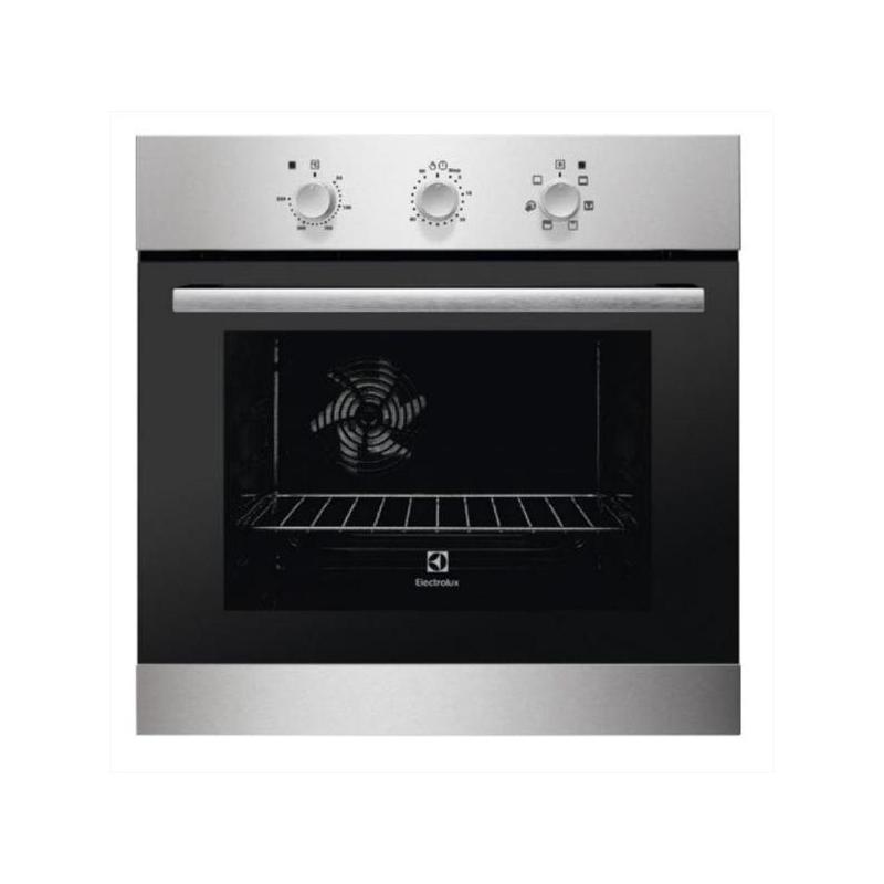 Electrolux reb2100aax forno elettrico da incasso ventilato con grill capacita 39 53lt classe a - Forno ventilato da incasso ...