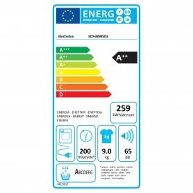 ASCIUGATRICE REX ELECTROLUX EDH3898SDE 9 KG CLASSE A++ A CONDENSAZIONE PROGRAMMA VAPORE - GARANZIA ITALIA
