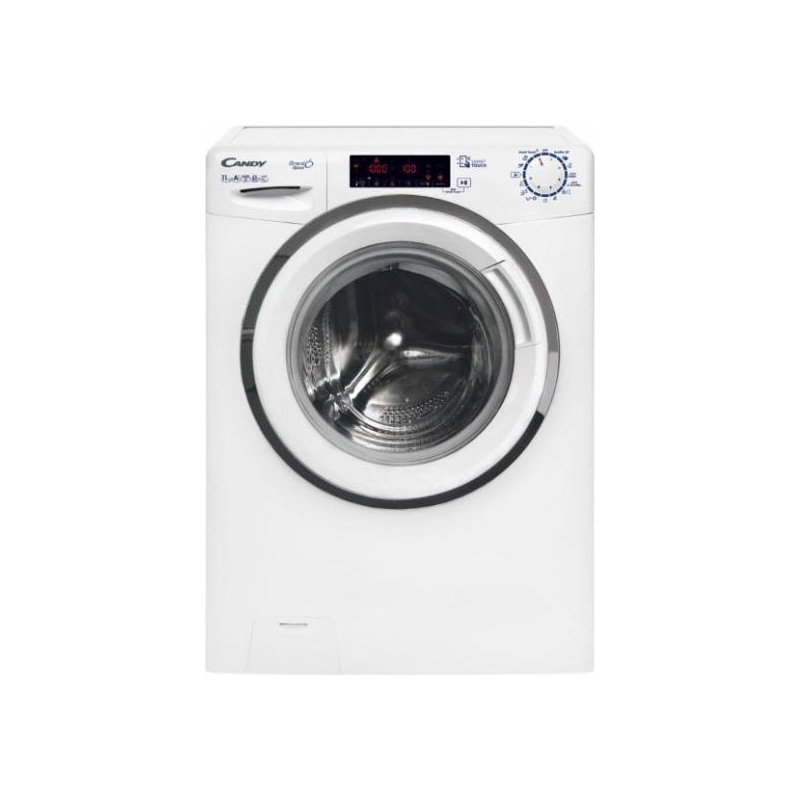 lavatrice candy hgs1411 11kg 1400 giri classe a inverter promozione elettrovillage. Black Bedroom Furniture Sets. Home Design Ideas