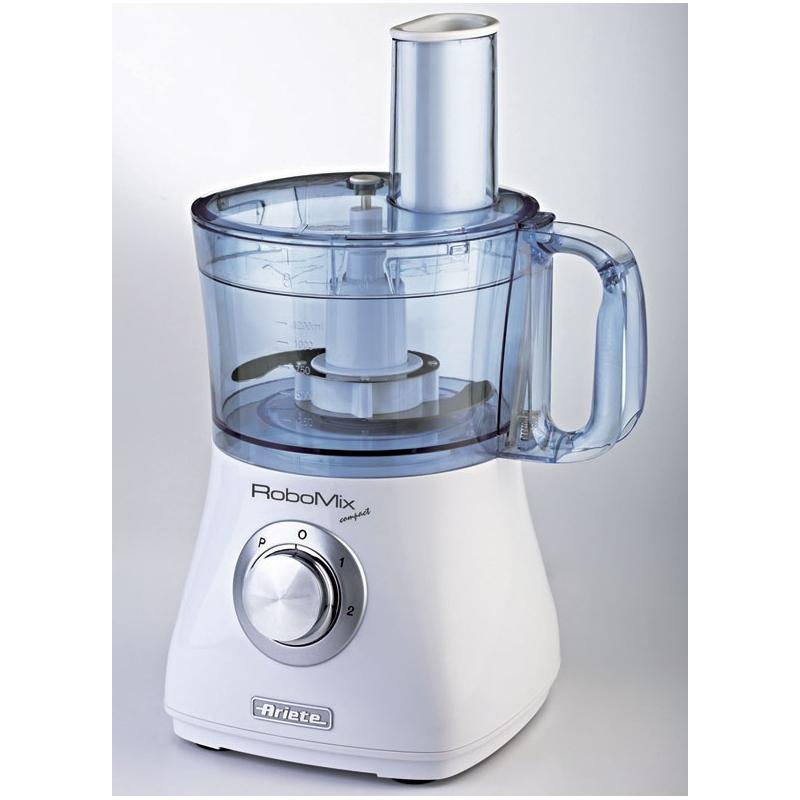 Ariete robot da cucina 1784 robomix compact 500 w 2 lt bianco garanzia italia elettrovillage - Piccoli elettrodomestici da cucina ...
