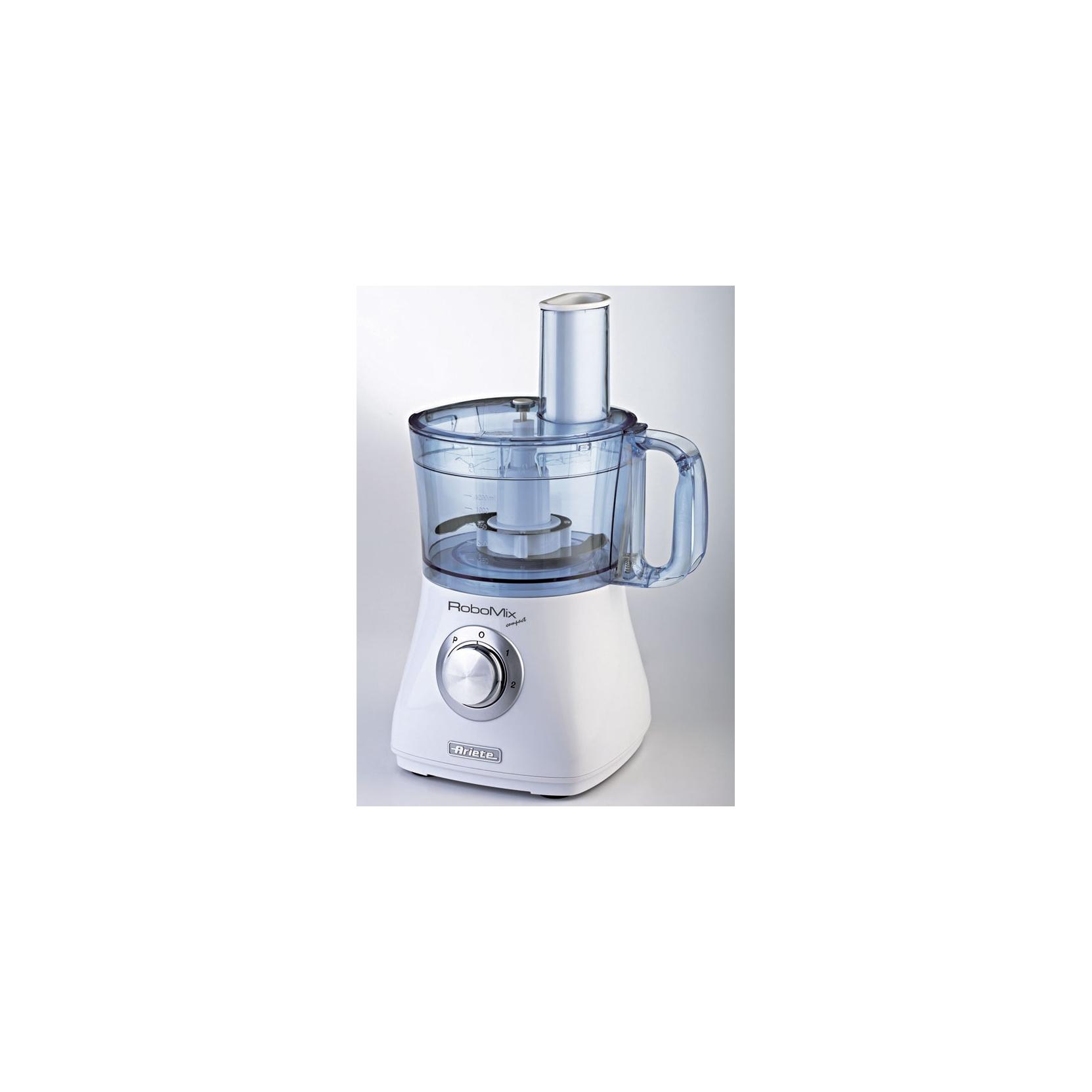 Ariete robot da cucina 1784 robomix compact 500 w 2 lt bianco garanzia italia elettrovillage - Elettrodomestici piccoli da cucina ...