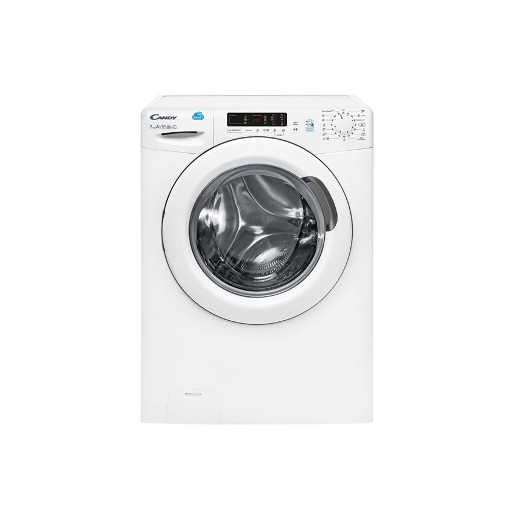 lavatrice candy cs41272d3 slim 40 cm 7 kg a 1200 giri