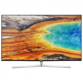TV LED SAMSUNG 55'' UE55MU8002 4K ULTRA HD SMART TV WI-FI CLASSE A COLORE ARGENTO - PROMO FUORI TUTTO - ULTIMI PEZZI