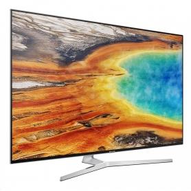 TV LED SAMSUNG 55'' UE55MU8002 4K ULTRA HD SMART TV WI-FI CLASSE A COLORE ARGENTO - PROMOZIONE - ULTIMI PEZZI
