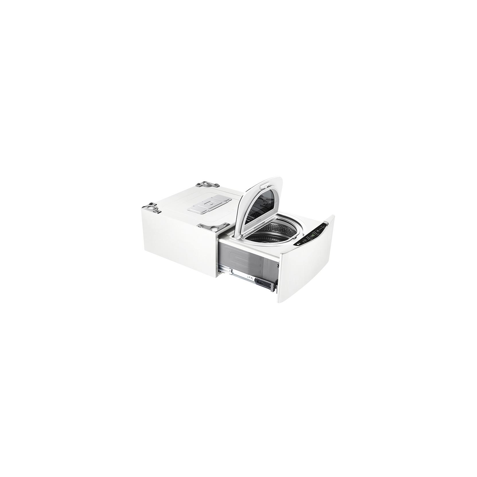 Lavatrice lg f70e1udn0 mini twinwash 3 5kg 700 giri for Mini lavatrice
