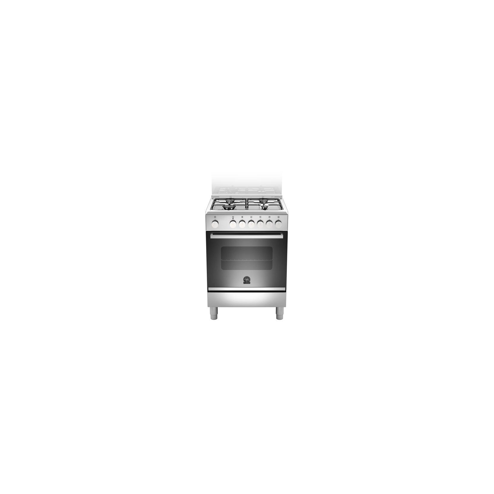 Cucina la germania ftr604mfesxe 60x60 inox forno elettrico - La germania cucina ...
