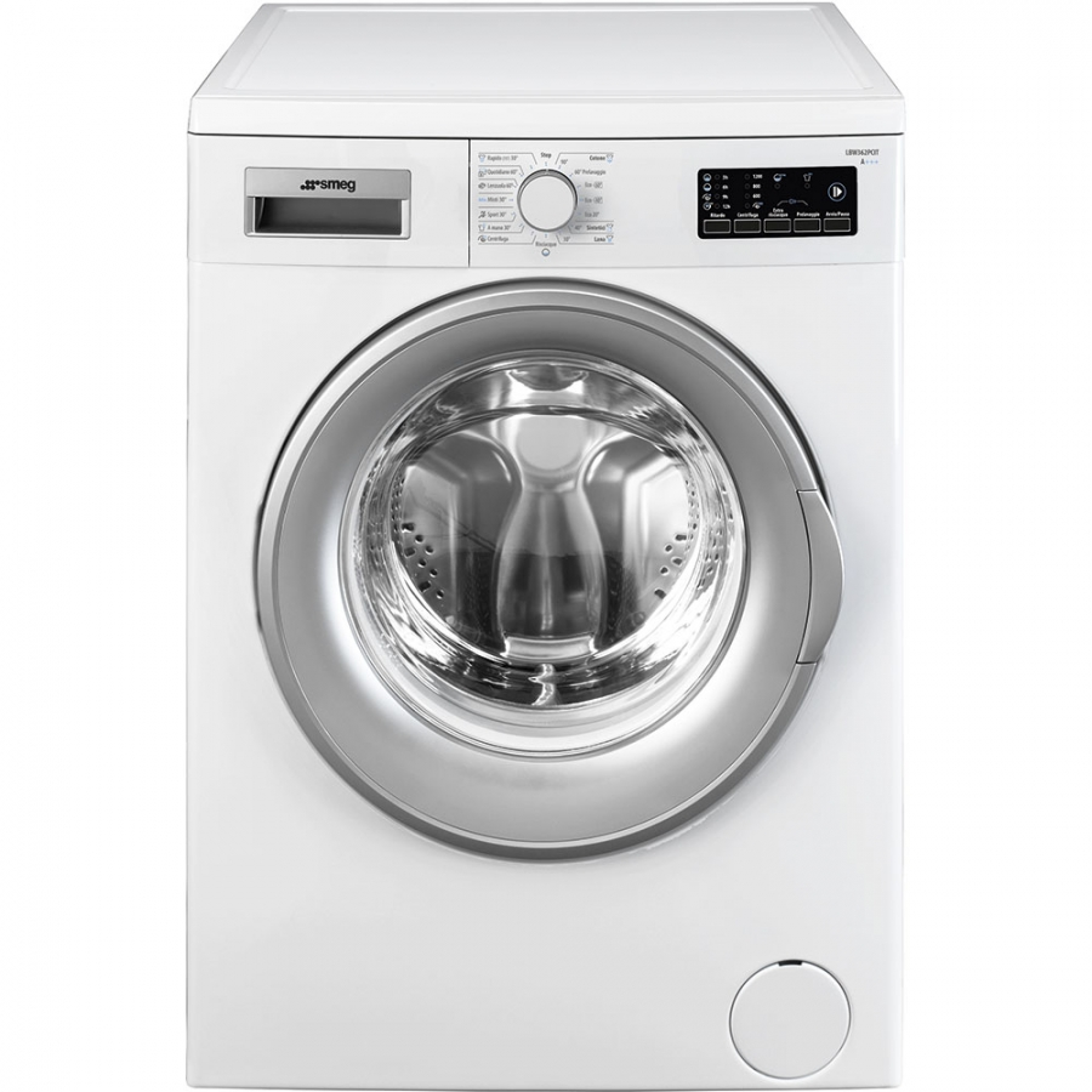 lavatrice smeg lbw362pcit slim 40 cm 6 kg 1200 giri classe