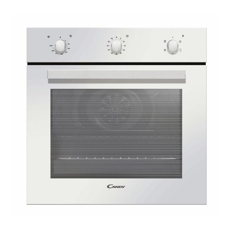 Candy fcp502w forno incasso elettrico multifunzione bianco - Candy forno da incasso ...
