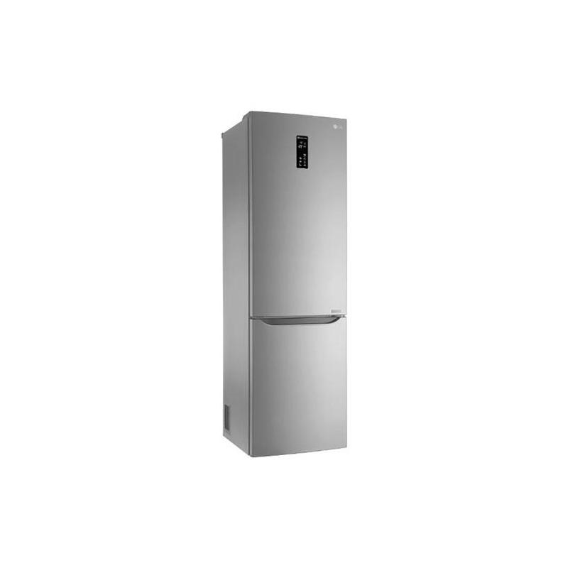 LG Frigorifero Combinato GBP20PZQFS Classe A+++Capacità Lorda / Netta 375/343 Litri Colore Inox PREMIUM