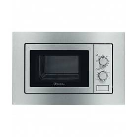 FORNO MICROONDE INCASSO ELECTROLUX MO317GXE 17 LT. 700 W INOX ...