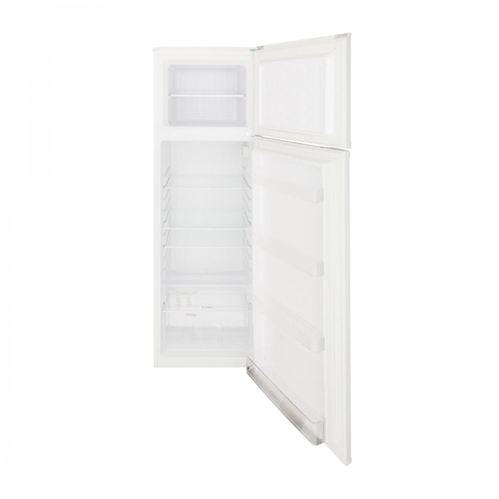Candy cvds5162w frigorifero doppia porta 250 litri classe a colore bianco elettrovillage - Frigoriferi doppia porta classe a ...