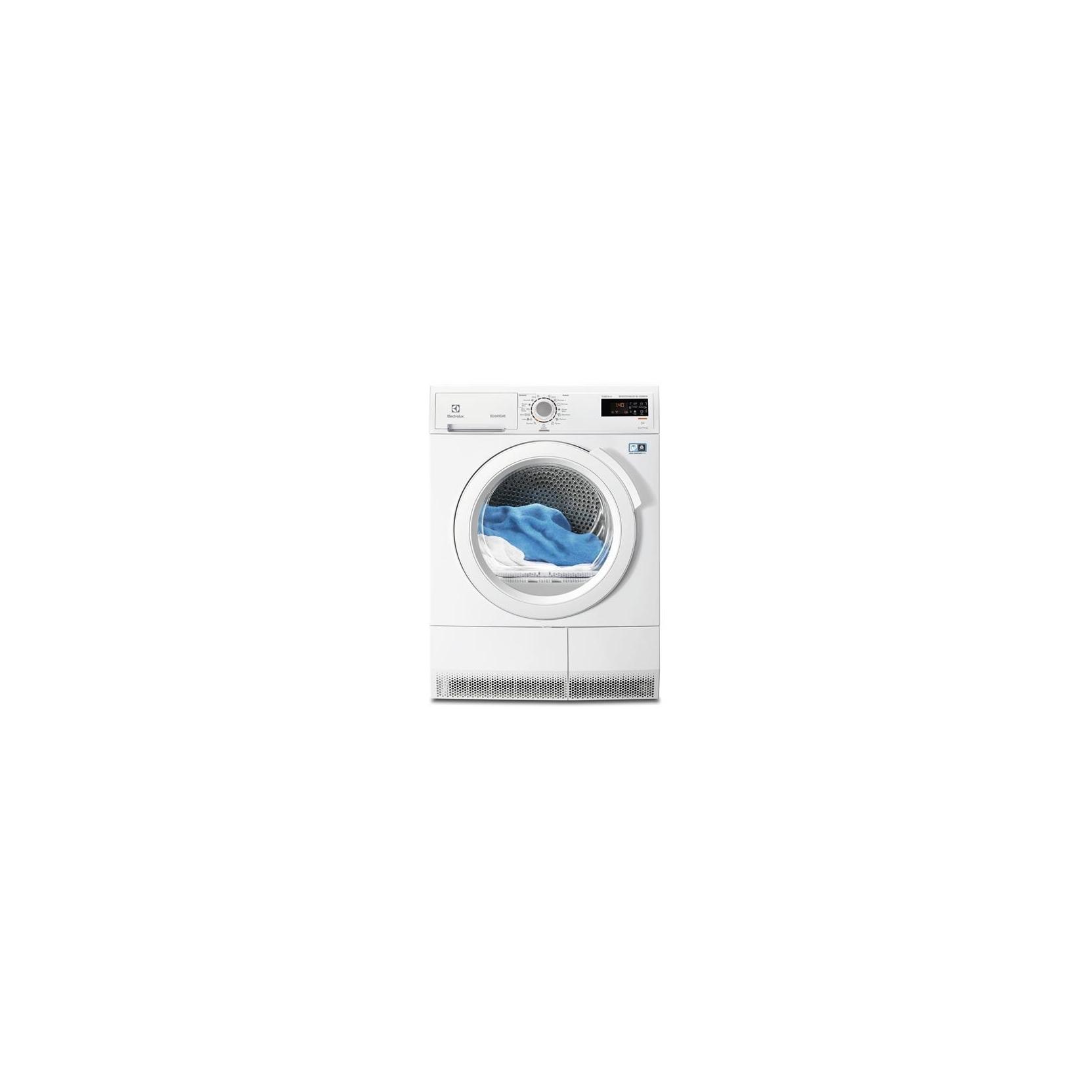Electrolux asciugatrice edh3985tde 8kg classe a con for Asciugatrice a pompa di calore