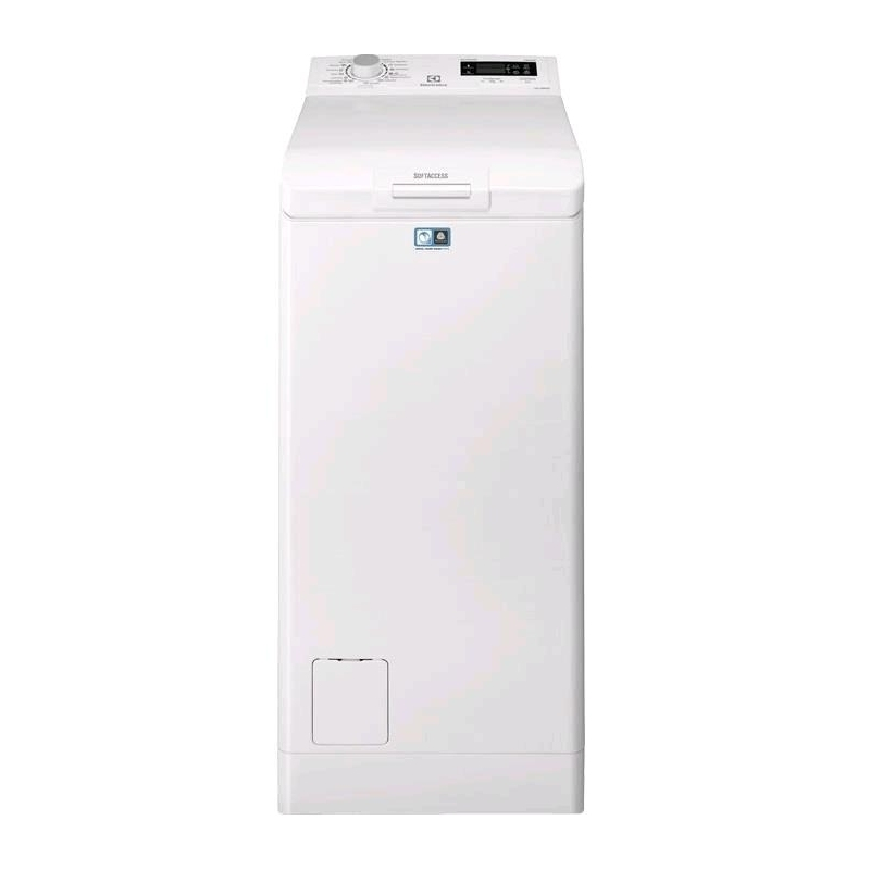 Electrolux ewt1276eew lavatrice carica dall 39 alto 7kg 1200 for Lavatrice con carica dall alto