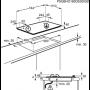 ELECTROLUX KGS7534SX PIANO COTTURA DA INCASSO 5 FUOCHI A GAS TRIPLA CORONA 75 CM GRIGLIE SMALTATE - PROMO