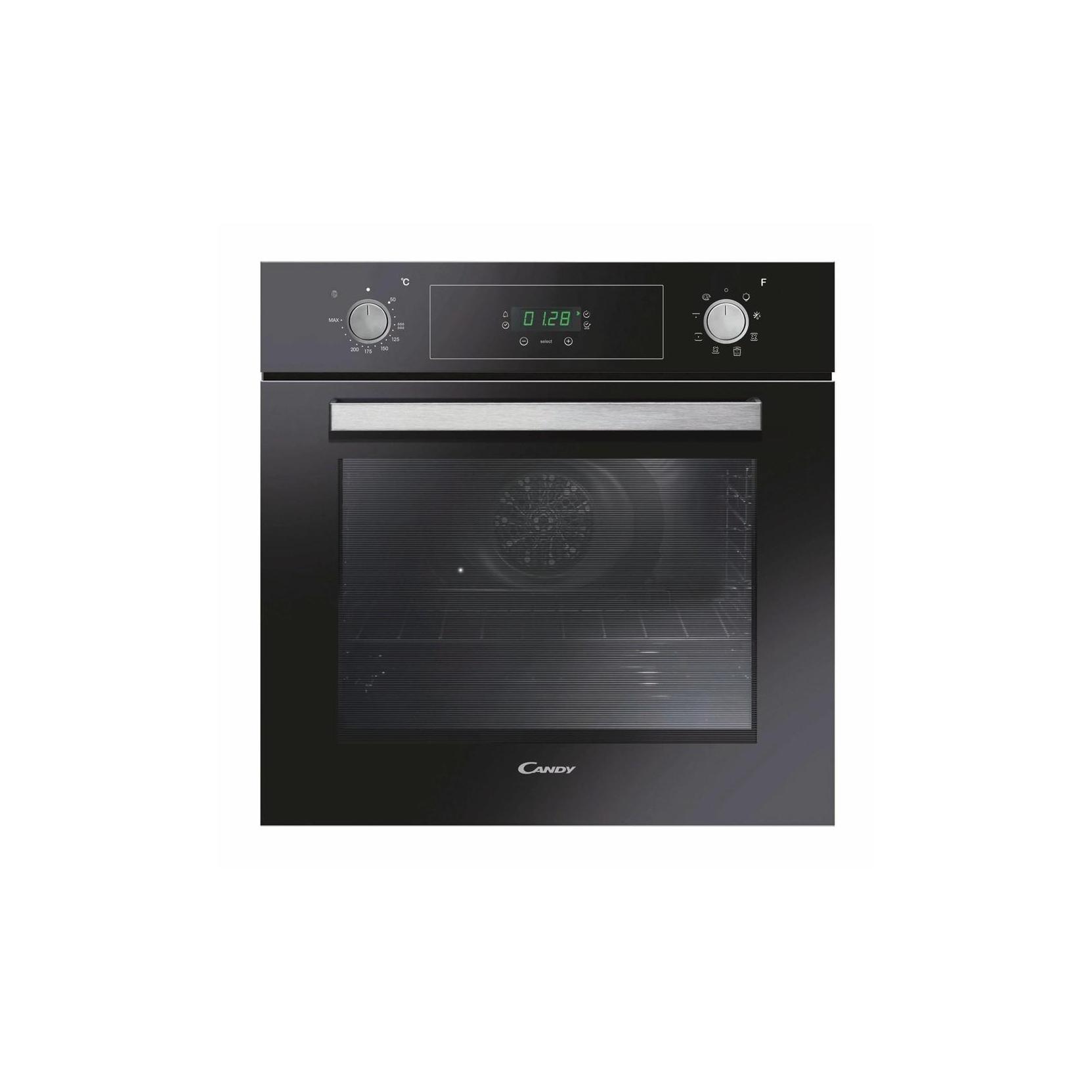 Candy fcp625nxl forno da incasso elettrico multifunzione colore nero classe a garanzia italia - Forno da incasso elettrico ...