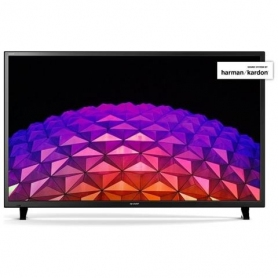SHARP LC48CFG6002 TV LED 48'' FULL HD SMART TV HARMAN KARDON DVBT2/S2/C COLORE NERO - GARANZIA ITALIA - PROMOZIONE